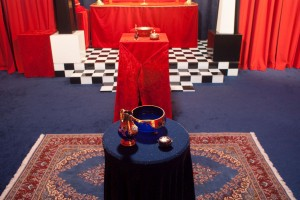 The Two Altars